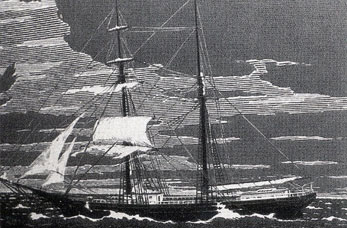 The mysterious Mary Celeste