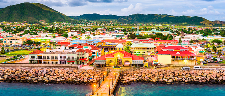 Image of St Kitts